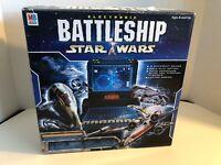 Used Milton Bradley Star Wars Electronic Battleship 2002 Tested-Read Description