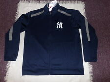 MLB NY New York Yankees Baseball Antigua Men's Flight Jacket XLG NWT