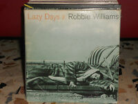ROBBIE WILLIAMS - LAZY DAYS - TEENAGE MILLIONAIRE - cd cardsleave - usato 1997