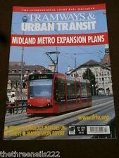 TRAMWAYS & URBAN TRANSIT # 787 - MIDLAND METRO EXPANSION - JULY 2003