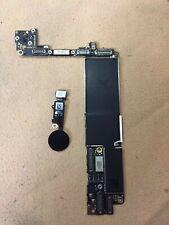 Scheda Madre Iphone 7 32gb Touch ID Nero Sbloccata Perfettament Funzionante 100%