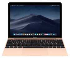 "Apple MacBook 12"" (256GB SSD, Intel Core m3 7th Gen., 1.20 GHz, 8GB) Laptop - Gold - MRQN2B/A (October, 2018)"