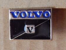 Vintage Volvo Trucks Or Cars Enamel Badge 1990's