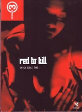 HONG KONG CATEGORIE 3 RED TO KILL BILLY TANG  COMME NEUF RARE