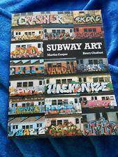 Subway Art by Martha Cooper|Henry Chalfant