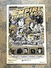 MONDO Tyler Stout Star Wars: The Empire Strikes Back Variant poster print LE 275