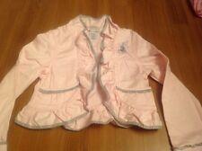 Disney Store Pink Ruffle Pop Star Jacket  size 12 Hannah Montana