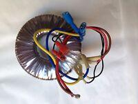 transformateur 24 volts 160VA torique