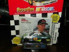 1995 RACING CHAMPIONS #41 RICKY CRAVEN