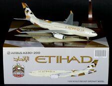 Etihad A330-200 (A6-EYD), JCWings, 1:200