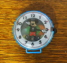 New listing Vintage Marx Mickey Mouse Character Watch Toy for Children