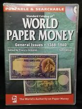 Standard Catalog of World Paper Money General Issues 1368-1960 (2017 16th Ed) PC