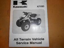 motorcycle parts for kawasaki kfx80 ebay rh ebay com 2006 kawasaki kfx 80 service manual kawasaki kfx 80 repair manual