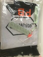 Off-White c/o Virgil Abloh Exagon Scarf Made In Italy NWT
