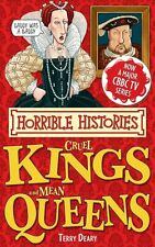 Cruel Kings and Mean Queens (Horrible Histories Special),Terry ,.9781407111827
