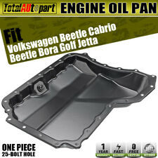 Engine Oil Pan For VW Passat Rabbit Beetle Bora Golf Jetta A552701 VWP40A 2.5L