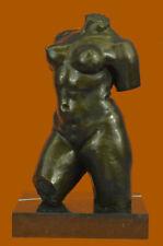 Bronze Skulptur - Torso Einer Jungen Frau - Nach Aristide Maillol Auguste Rodin