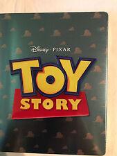 Disney Pixar Toy Story  Steelbook Blu-ray DVD Tin Case Collectible