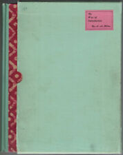 A A MILNE / By Way of Introduction Limited Signed Edition 1929