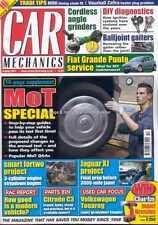 Car Mechanics October 2012 MoT Special Citroen C3 Grande Punto Touareg Jaguar XJ