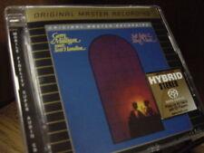 GERRY MULLIGAN MEETS SCOTT HAMILTON MFSL RARE OUT OF PRINT Super Audio HYBRID CD