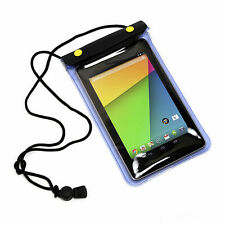 WATERPROOF SLEEVE POUCH CASE COVER WITH NECK STRAP FOR DELL VENUE 8 PRO