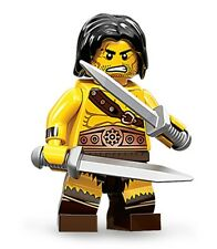 Lego collectible minifig series 11 Barbarian warrior suit army or castle set