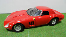 FERRARI  250 GTO 1964 rouge 1/18 JOUEF EVOLUTION voiture miniature de collection