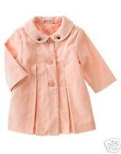 Gymboree New Rosebud Velveteen Coat 3-6 Months Nwt