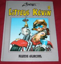 LITTEUL KEVIN 2 - COYOTE - FLUIDE GLACIAL