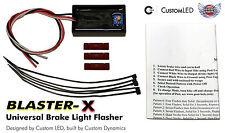 Universal Brake Modulator with 10 Patterns! Magic Strobes Brake Light Flasher