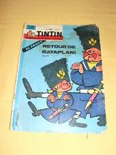 TINTIN N°699 mars 1962