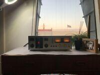 TEAC Cassette Deck A 400 vintage 1970s tape player