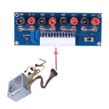 24-pin ATX Computer PC Power Supply Bench Top Power Board Module Adapter GW S99