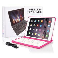 Bluetooth Wireless Keyboard 360° Swivel Rotary Stand Case for iPad Mini 1/2/3 US