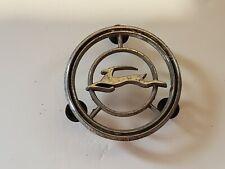 Vintage Original Chevrolet Impala Emblem ~ Studs Intact