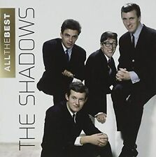 THE SHADOWS - ALL THE BEST NEW CD
