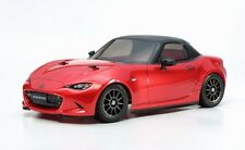 Tamiya 1:10 RC Mazda mx-5 (m-05) roadster kit con e-viajes regulador - 300058624