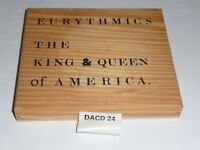 Eurythmics - The King & Queen of America (CD Single in Numbered wooden box)