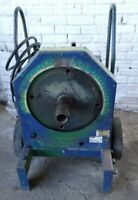 GREENLEE 555, 1/2-2 inch Pipe Bender, bending machine ridgid or emt conduit