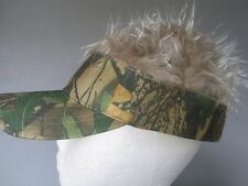 Crazy Caps, Crazy Hats,Golf, Surf, Hair Hats, Hair Visor, Novelty Hats, Party .