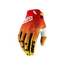 2018 100%25 RideFit Gloves Full Finger Mountain Bike MTB BMX MX 100 Percent NEW