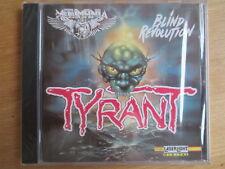 Tyrant - Blind Revolution - Metamania - CD Neu & OVP