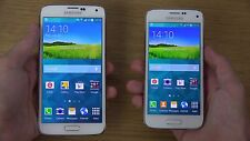 Samsung Galaxy S5 teléfonos inteligentes diversos calificado