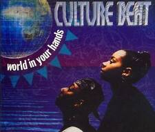 Culture Beat ‎– World In Your Hands (CD-Maxi, 1994)