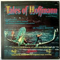 Tales Of Hoffmann - Offenbach - London ffrr Box-Set LP Vinyl Record Album