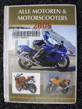 de Alk Book Alle Motoren & Motorscooters 2006 Ruud Vos (Nederlands) #450 ex-bib