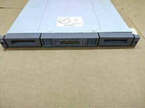 HP C0H18A 1/8 G2 435243-002 LTO6 SAS Tape Autoloader C0H27A