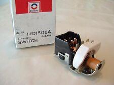 1982 - 1988 CIMARRON 1971 - 1977 IMPALA CAP. HEADLIGHT SWITCH NOS D1506A 1995217