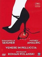 Dvd VENERE IN PELLICCIA - (2013) *** Contenuti Extra *** ......NUOVO